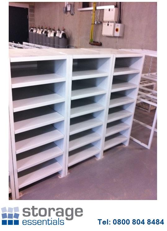 Gas Cylinder Storage Racks - Storage Essentials