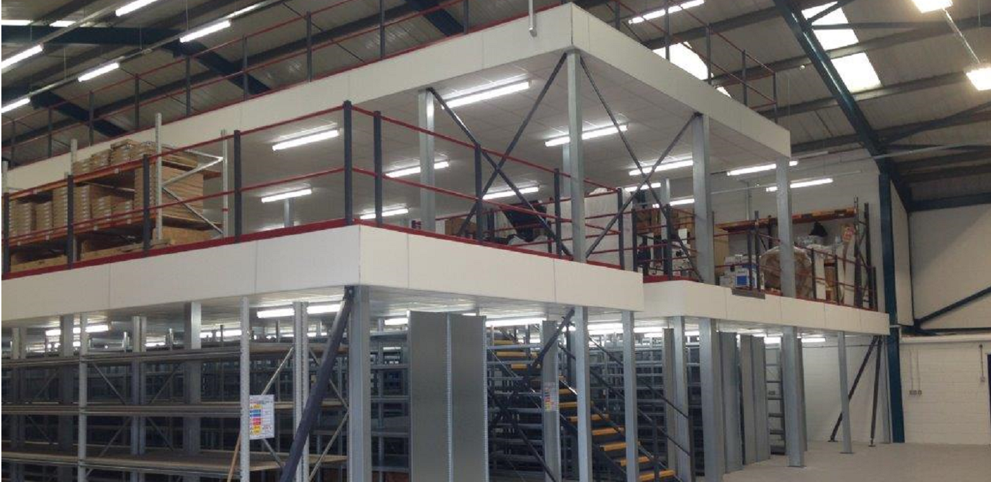 Numerous Solutions forWarehouse Racking & Storage
