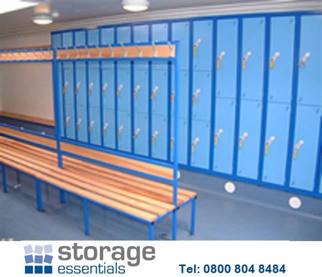 Bench Seating - Storage Essentials - Professional storage solutions ...